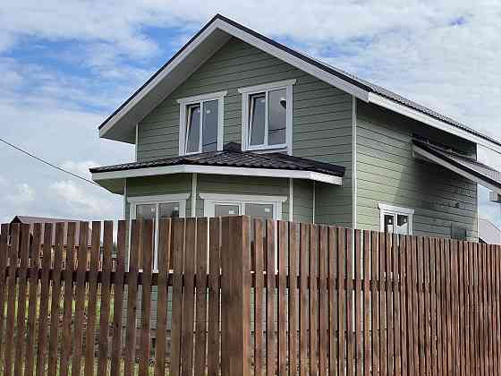 Дом 123 м² на участке 9 сот. Струнино