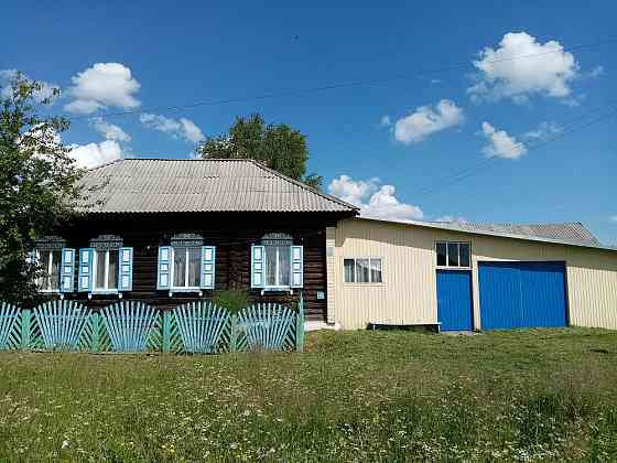 Дом 60 м² на участке 15 сот. Красноярск