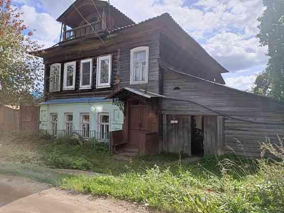 Дом 74 м² на участке 9 сот. Кимры