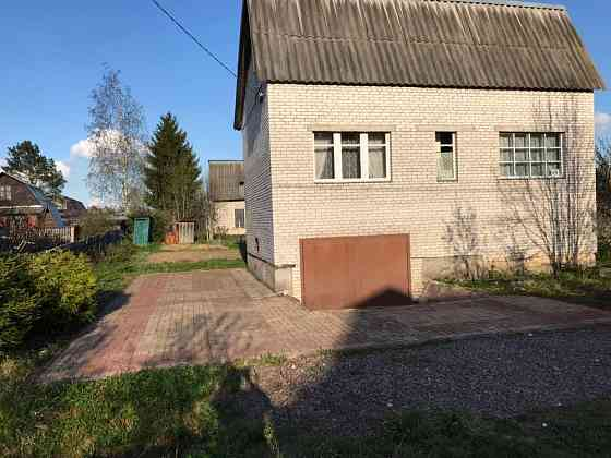Дом 133 м² на участке 12 сот. Гатчина