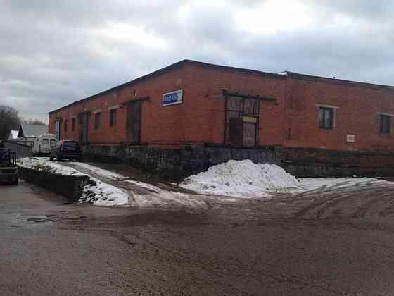 Аренда под производство-склад 1100 м Красногорск