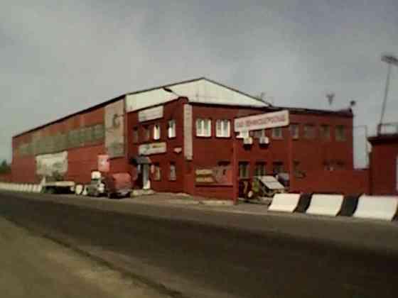 Производственно-складская база с ж\д Красноярск