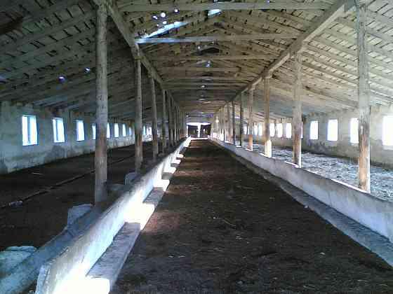 Продается объект (животноводческий комплекс бывшего колхоза) Краснодар