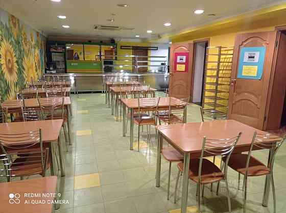 Сдам кафе столовую 226, 4 м.кв. в бизнес центре класса В, м. Менделеевская Москва