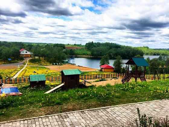 Действующая Гостиница, База Отдыха на Озере Луга