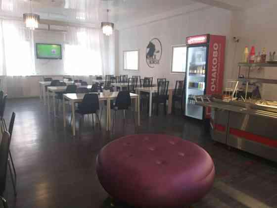 Сдам кафе столовую 88 м.кв. в бизнес центре класса В, м. Серпуховская Москва