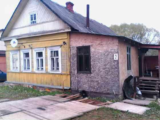 Дом 50 м² на участке 2 сот. Волоколамск