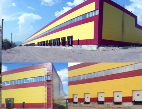 Сдаётся в аренду площади на производственно-логистическом терминале Chita Logistic Hub Чита