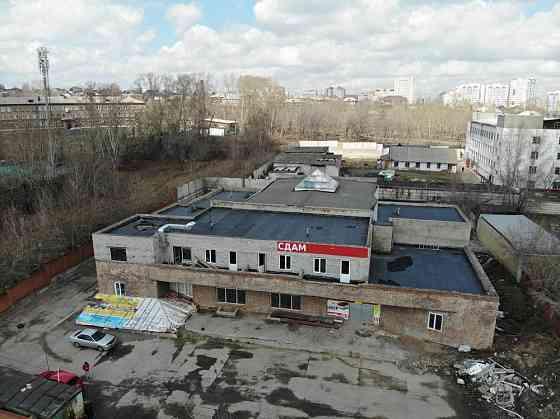 Сдам отдельно стоящее здание свободного назначения Красноярск