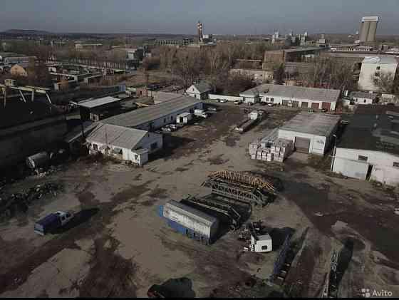 Производственная база с газом Воскресенск