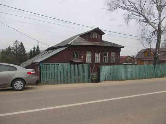Дом 69,7 м² на участке 21 сот. Дмитров