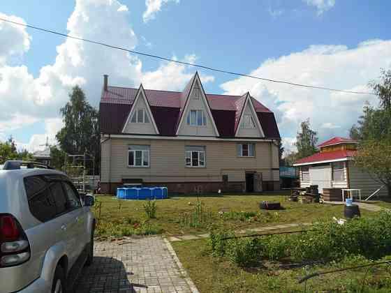 Дом 450 м² на участке 12 сот. Раменское