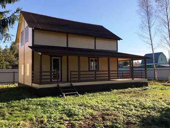 Дом 130 м² на участке 7,5 сот. Талдом