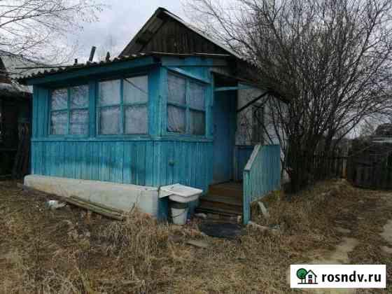 Дача 20 м² на участке 5 сот. Новокручининский