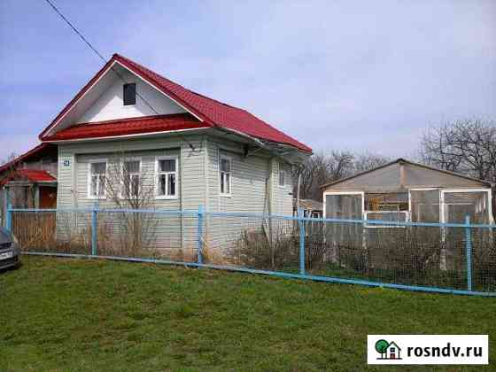 Дом 60 м² на участке 15 сот. Горбатов