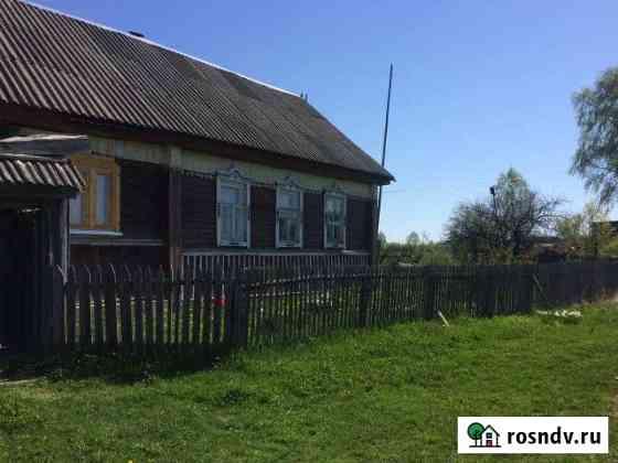 Дом 64 м² на участке 50 сот. Западная Двина