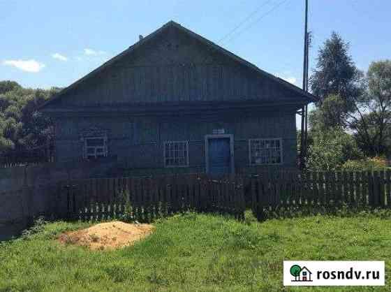 Дом 112 м² на участке 26 сот. Хвастовичи