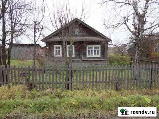 Дом 41.7 м² на участке 20 сот. Белозерск