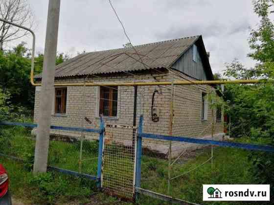Дом 56.6 м² на участке 16.3 сот. Красное