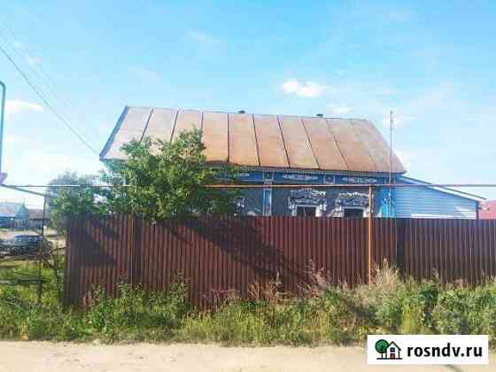 Дом 50 м² на участке 10 сот. Русский Камешкир