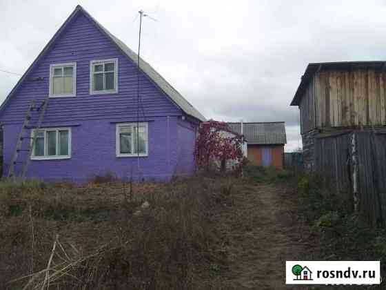 Дом 150 м² на участке 11 сот. Красноярка