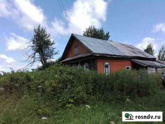 Дом 72 м² на участке 16 сот. Кесова Гора