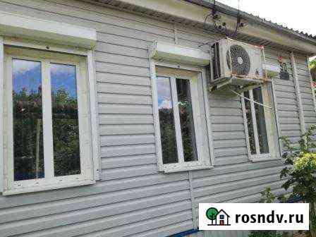 Дом 45 м² на участке 6 сот. Новоплатнировская