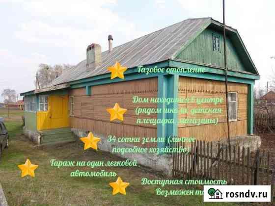 Дом 40.5 м² на участке 34 сот. Ржакса