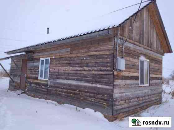 Дом 43 м² на участке 13 сот. Новоомский