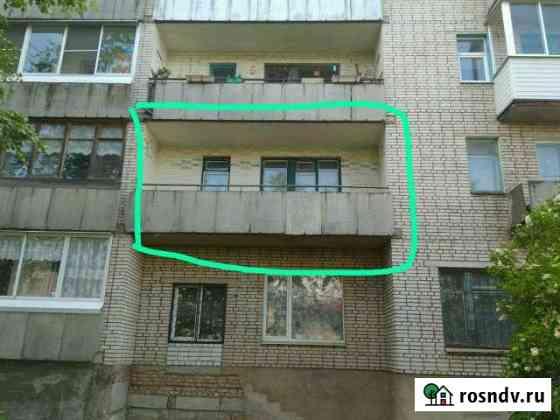 3-комнатная квартира, 58 м², 2/5 эт. Новосокольники