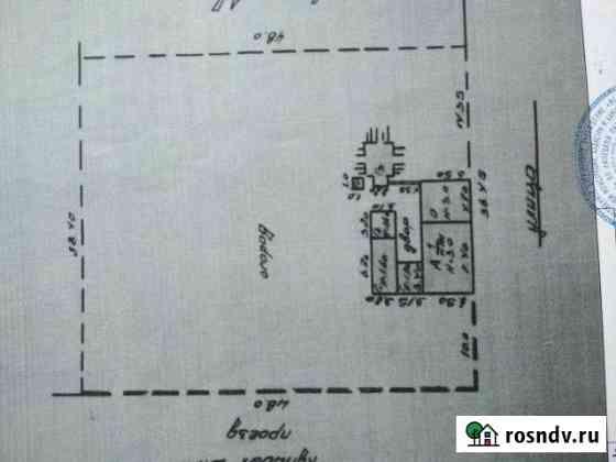 Дом 35 м² на участке 17 сот. Казаки