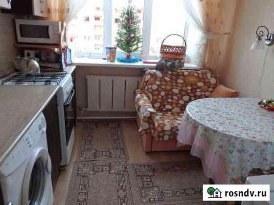 1-комнатная квартира, 32 м², 3/4 эт. Поляны