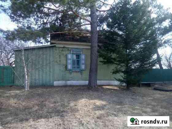 Дом 42 м² на участке 40 сот. Благовещенск