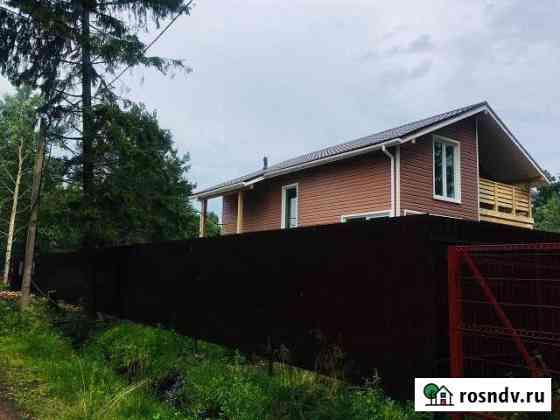 Дом 130 м² на участке 10 сот. Ульяновка