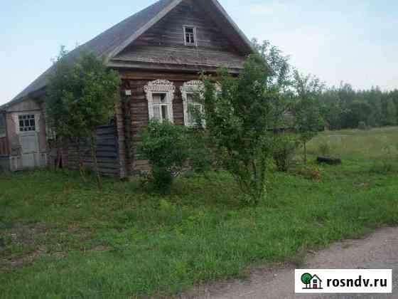Дом 52 м² на участке 17 сот. Максатиха