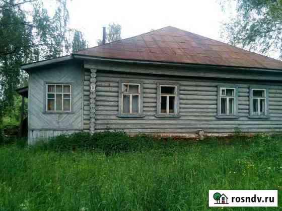 Дом 53 м² на участке 180 сот. Никологоры