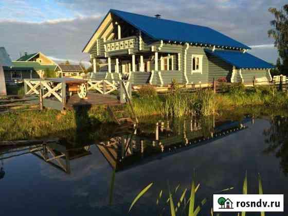 Коттедж 200 м² на участке 30 сот. Великий Новгород