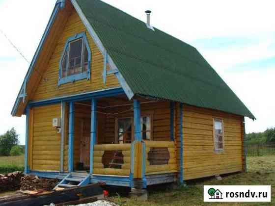 Дом 58 м² на участке 9 сот. Харовск
