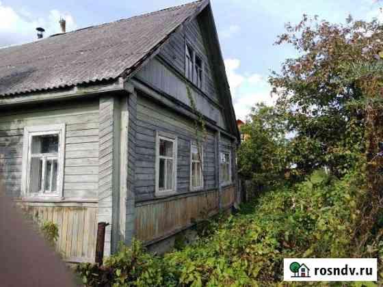 Дом 80 м² на участке 13 сот. Новоржев