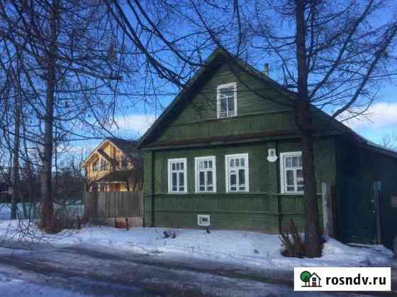 Дом 70 м² на участке 8 сот. Старая Русса