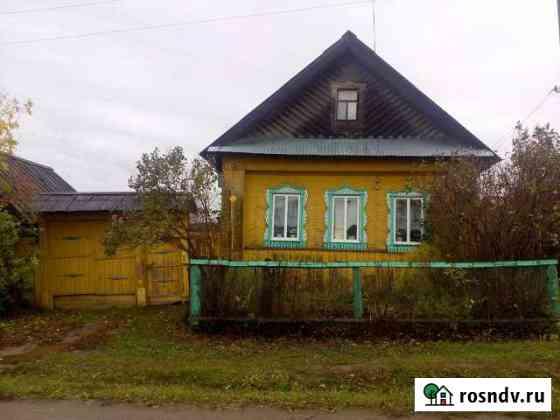 Дом 36 м² на участке 45 сот. Малмыж