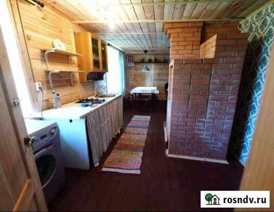 Дом 40 м² на участке 15 сот. Демянск