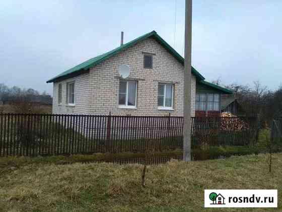 Дом 55.6 м² на участке 33 сот. Локня