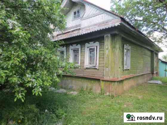 Дом 40.2 м² на участке 16 сот. Новописцово