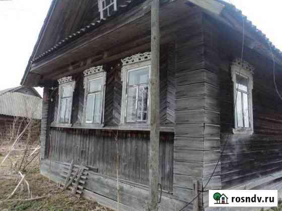 Дом 40 м² на участке 10 сот. Максатиха