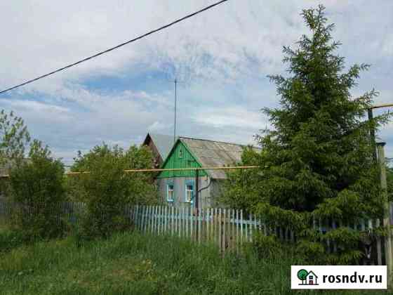 Дом 45 м² на участке 15 сот. Лузино