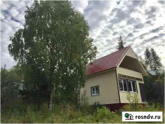 Дача 50 м² на участке 11 сот. Уемский