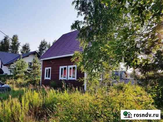 Дом 98 м² на участке 8.1 сот. Большая Ижора