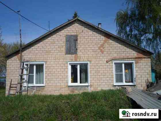 Дом 75.6 м² на участке 38.9 сот. Хомутово