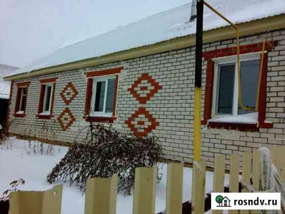 Дом 99 м² на участке 37 сот. Русский Акташ